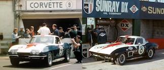 25 Bill Tower 1967 L88 Corvette