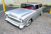 1955 Silver Nomad Custom Small Block 001