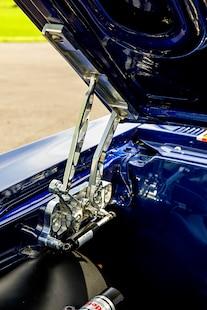 1967 Chevelle HRCC Pro Touring Blue Sema Lsa 080