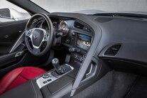 2015 Chevrolet Corvette Stingray Z51 Interior