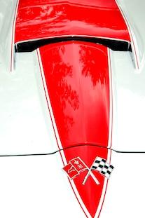 1965 2018 Corvette Coupe C2 C7 Lingenfelter 011