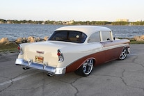002 1956 Chevy LS Custom Bel Air