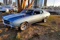 001 1970 Chevrolet Chevelle Driver Front Three Quarter