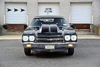 025 1970 Chevelle Big Black Pro Street