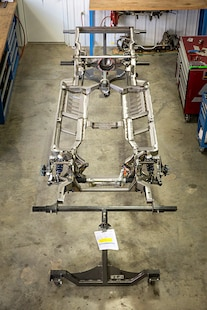 065 1971 Chevelle Wagon Roadster Shop Fast Track Chassis Build