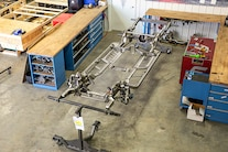 064 1971 Chevelle Wagon Roadster Shop Fast Track Chassis Build