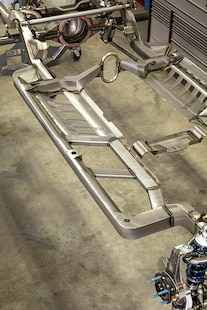 067 1971 Chevelle Wagon Roadster Shop Fast Track Chassis Build