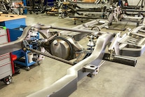 036 1971 Chevelle Wagon Roadster Shop Fast Track Chassis Build