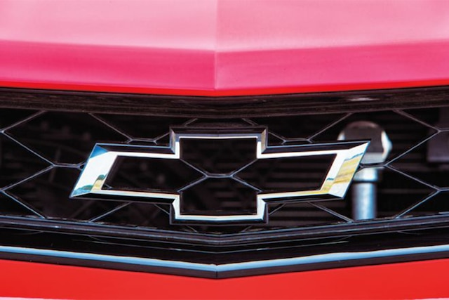 Unique Perspective on the High-Performance 2017 Camaro Variant