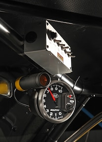 14 1972 Pro Street Vega Shift Light Tachometer
