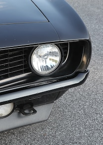 16 1969 Pro Touring Camaro Headlight