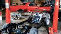 Sucp 0804 01 Pl Restoring 1971 Chevy El Camino Frame Auto Shop