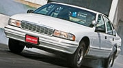 1996 Chevy Caprice Performance Upgrades - Killer Whale