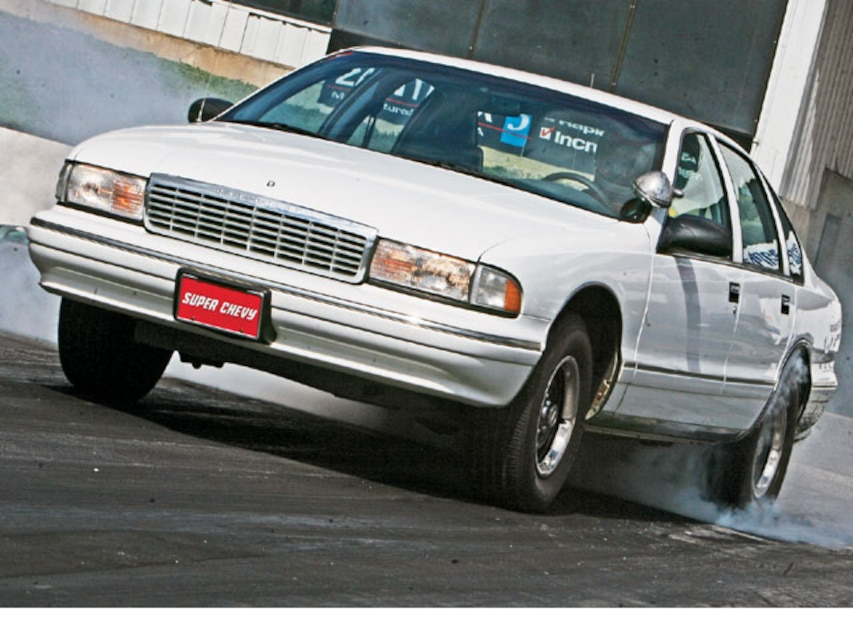 1996 Chevy Caprice Performance Upgrades - Super Chevy Magazine