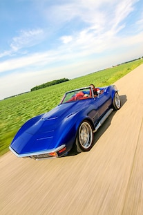 01 1972 Corvette Convertible LS3 Monchilov