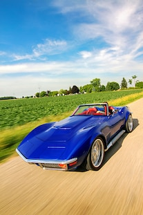 02 1972 Corvette Convertible LS3 Monchilov