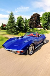 03 1972 Corvette Convertible LS3 Monchilov