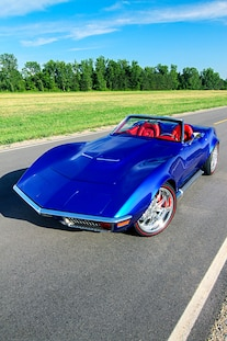 04 1972 Corvette Convertible LS3 Monchilov