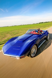 05 1972 Corvette Convertible LS3 Monchilov