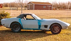 23 1972 Corvette Convertible LS3 Monchilov