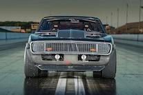 004 All Wheel Drive 1968 Camaro Drag Car