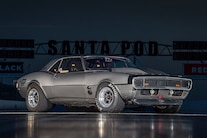 001 All Wheel Drive 1968 Camaro Drag Car