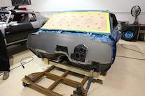 017 1966 Chevelle SB4 Mercury Racing Roadster Shop Blue