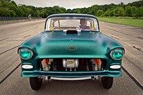 005 1955 Gasser Chevy Nightstalker Vintage