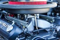 013 1969 Chevy Camaro Pro Touring Black Small Block