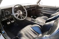 021 1969 Chevy Camaro Pro Touring Black Small Block