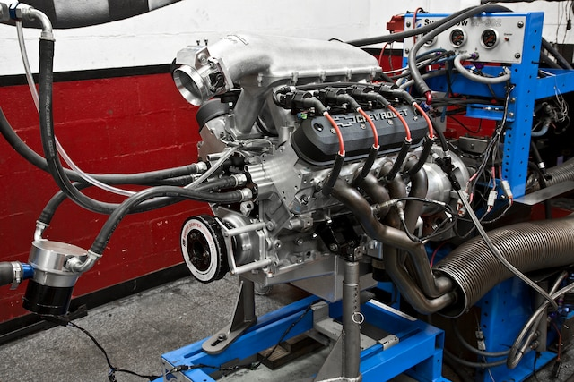 1 Ls7 Copo Engine Dyno