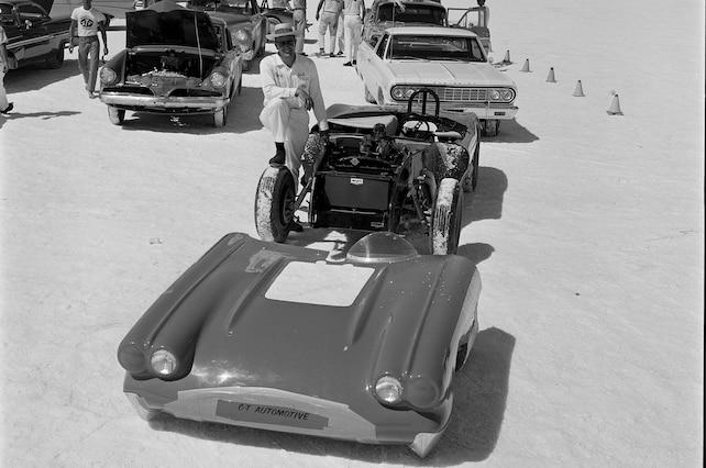 1 1962 Chevrolet Corvette