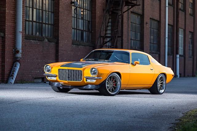 001 1970 Ridetech 48 Hour Camaro