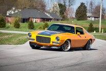 027 1970 Ridetech 48 Hour Camaro