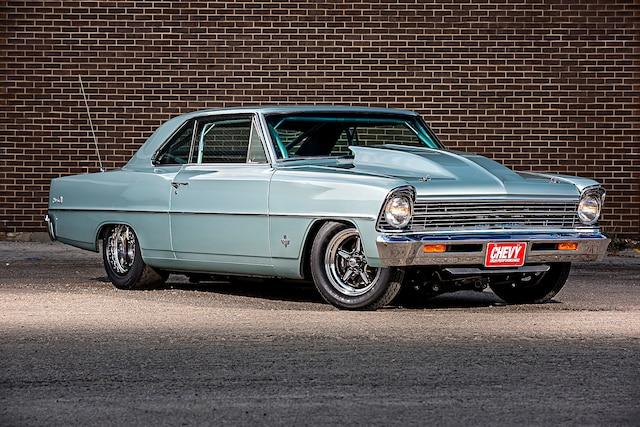 001 1967 Chevy Nova Street Machine