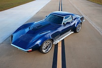 056 1971 Chevy Corvette Street Machine