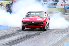 Drag Racing Action from the 2019 Super Chevy Show Memphis