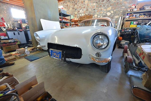 01 1954 Corvette Fiberfab Williams