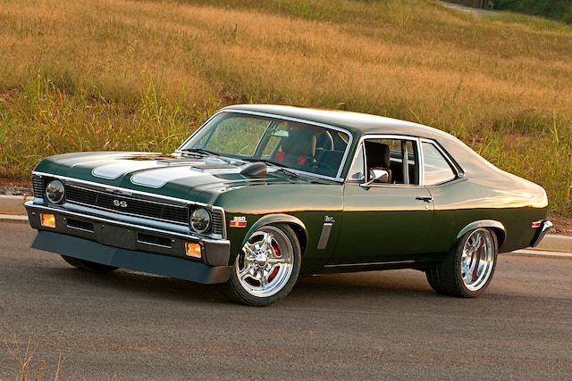 001 Pro Touring 1970 Chevy Nova