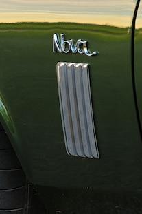 033 Pro Touring 1970 Chevy Nova