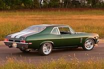 040 Pro Touring 1970 Chevy Nova