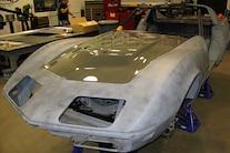 022 1969 Corvette Detroit Speed Pro Touring Blue LS DSE
