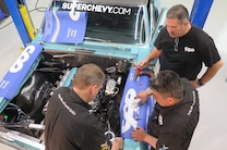 Week To Wicked Cpp Axalta Super Chevy Chevelle Day 2 Suspension Blueprint 427 Ls3 Install 148