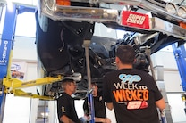 Week To Wicked Cpp Axalta Super Chevy Chevelle Day 2 Suspension Blueprint 427 Ls3 Install 125
