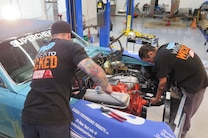 Week To Wicked Cpp Axalta Super Chevy Chevelle Day 2 Suspension Blueprint 427 Ls3 Install 123