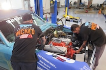 Week To Wicked Cpp Axalta Super Chevy Chevelle Day 2 Suspension Blueprint 427 Ls3 Install 122