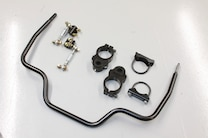 042 Week To Wicked Cpp Axalta Super Chevy Chevelle Day 2 Suspension Brakes Rear Sway Bar Kit