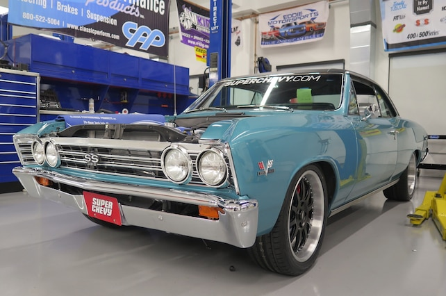 Week To Wicked 1967 Chevelle Day 3 On Ground