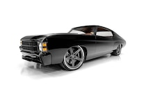 006 1971 Chevelle CCS Speed Is The New Black Pro Touring LS9 Custom Car Studio