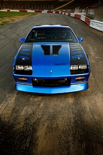 006 1987 DSE IROC Z Camaro